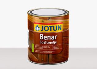 BENAR Ädelträolja är en väderbeständig olja för underhåll av ädla träslag hittar du hos Färghem - din lokala färghandel på nätet