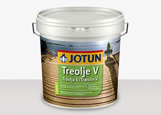 JOTUN Träolja V hittar du hos Färghem.se - din lokala färghandel på nätet