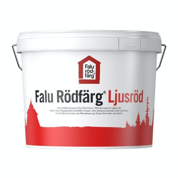 Falu Rödfärg Ljusröd finns hos Färghem din lokala färghandel online